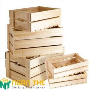 Thùng gỗ TG 12