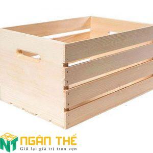 Thùng gỗ TG 14