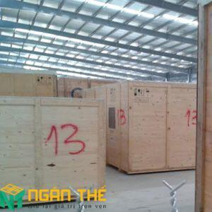 Thùng gỗ TG 18