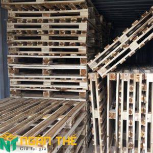Pallet gỗ PL49