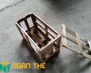 Thùng gỗ TG 09