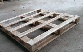 Quy trình sản xuất pallet gỗ