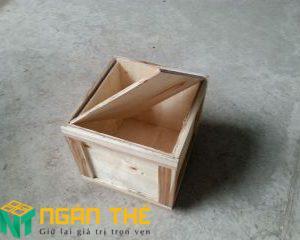 Thùng gỗ TG 07