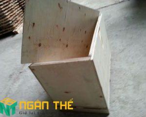 Thùng gỗ TG 03
