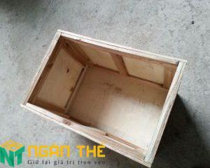 Thùng gỗ TG 02